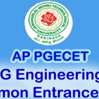 AP PGECET 2017 Answer key