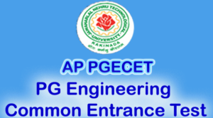 AP PGECET 2017 Answer key