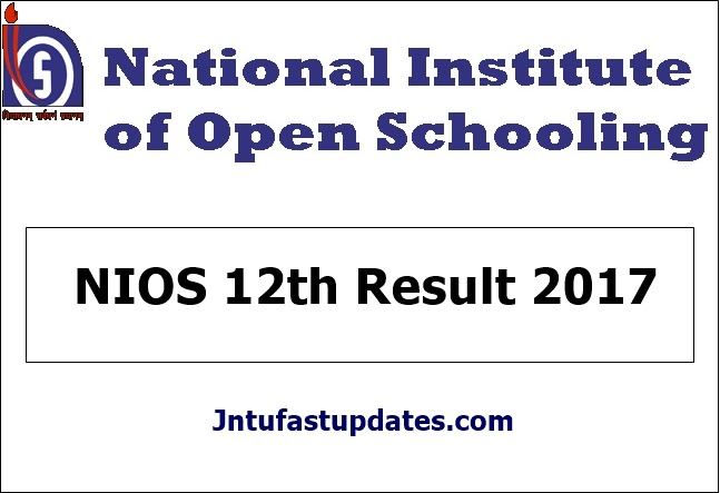NIOS-12th-Result-2017