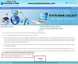 JNTUK Guidelines for Online Payment – www.jntukexams.net