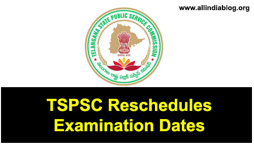 TSPSC-Reschedules-Examination-Dates