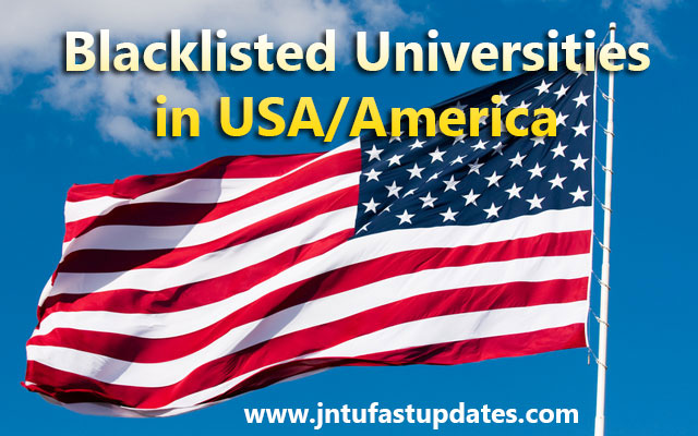 List-Of-Black-Listed-Universities-in-USA-2015