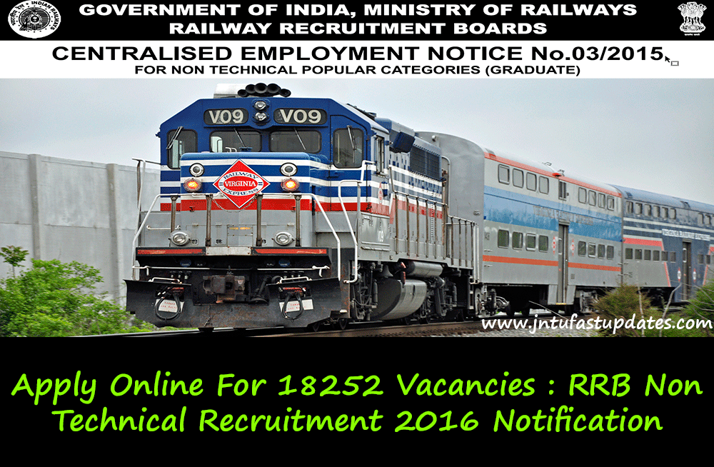 RRB-Non-Technical-Recruitment-2016-Notification