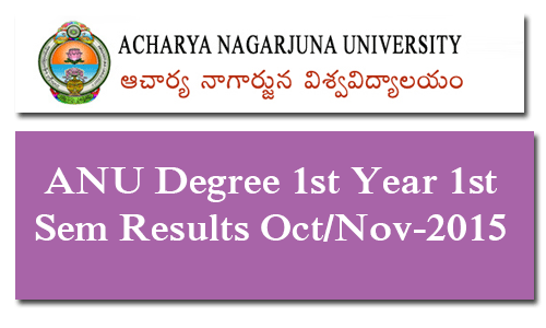 anu degree results 2015