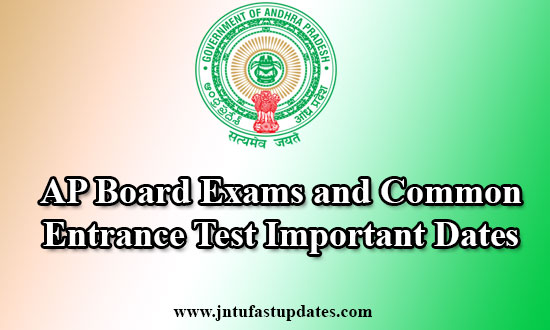 AP Common Entrance Tests 2018