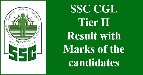 SSC-CGL-2015-Tier-II-Results-With-Marks