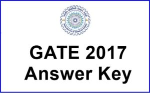 GATE 2017 Answer Key Mechanical, EC 4,5th Feb Morning & Afternoon Made Easy @gate.iitr.ernet.in