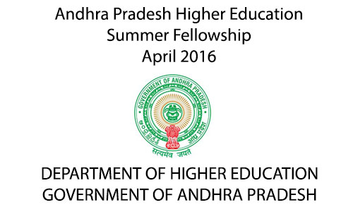 Andhra-Pradesh-Higher-Education-Summer-Fellowship-Notification-April-2016