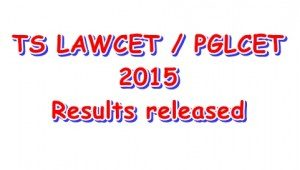 TS LAWCET / PGLCET 2016 Results Released at tslawcet.org