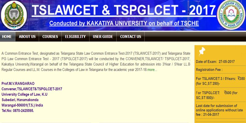 ts lawcet results 2017
