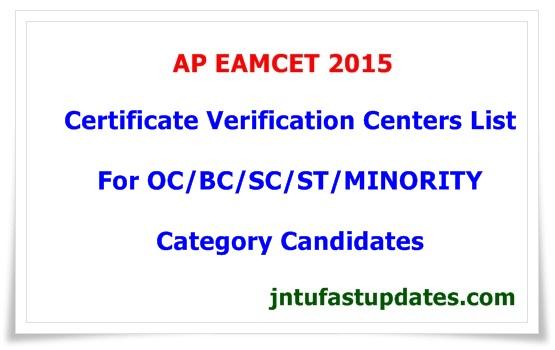 AP-EAMCET-2015-Certificate-Verification-Centers-List