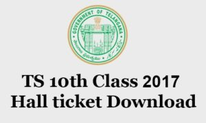 Telangana 10th Class 2018 Hall Ticket Download – TS SSC Regular Exam Halltickets @ bse.telangana.gov.in