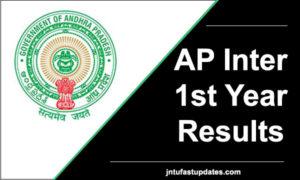 AP Inter 1st year Results 2017 (Released) – AP Jr.Intermediate Result @ Manabadi, bieap.gov.in