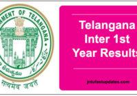 telangana-inter-1st-year-results-2017