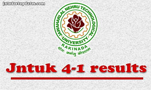 jntuk-4-1-results-2018