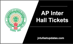 AP Intermediate 1st & 2nd Year Hall Tickets 2018 Download @ jnanabhumi.ap.gov.in, manabadi