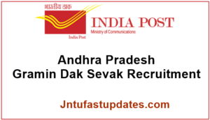 AP Postal Circle Recruitment 2017 – Apply Online for 1126 Gramin Dak Sevak (Postman) Jobs