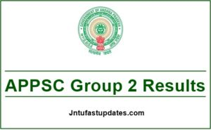 APPSC Group 2 Main Results 2017 For Certificate Verification – Check Group II Marks @ psc.ap.gov.in