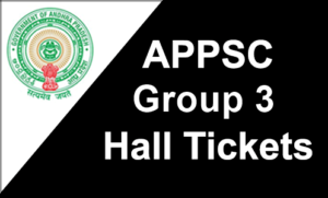 APPSC-Group-3-Hall-Tickets