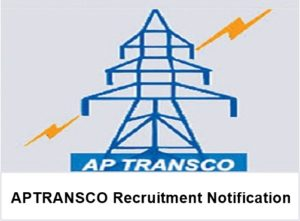 APTRANSCO Recruitment Notification 2017