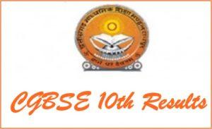 CGBSE 10th Result 2017 Released – CG Board 10th Results Name Wise & School Wise @ cgbse.nic.in, Web.cgbse.net