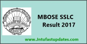 MBOSE SSLC Result 2017 Released – Meghalaya 10th Results Name Wise @ indiaresults.com