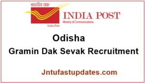 Odisha-Gramin-Dak-Sevak-Recruitment