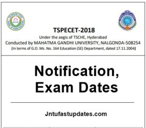 TS PECET 2018 Notification, Exam dates, Apply online @ pecet.tsche.ac.in