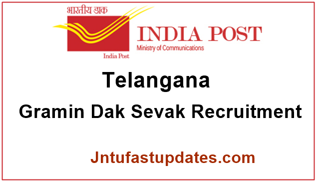Telangana Gramin Dak Sevak Recruitment