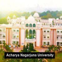 Acharya Nagarjuna University (ANU)