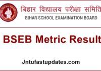 bseb metric result 2017