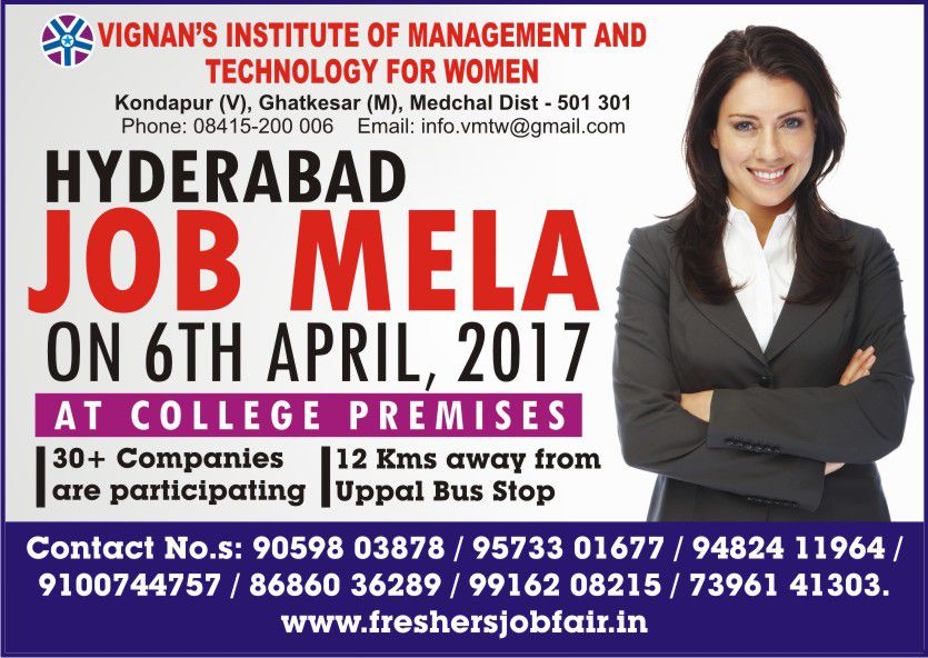 jobmela april 6th