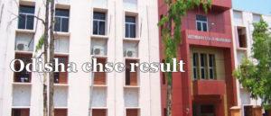 Odisha CHSE Result 2017 – Orissa Board +2 Arts, Science, Commerce Result @ orissaresults.nic.in