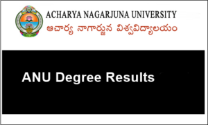 ANU Degree 2nd, 4th Sem Results 2018 – Manabadi UG II & IV Sem Results @nagarjunauniversity.ac.in