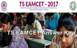 TS EAMCET Answer Key 2017 Download Official For 12th May Exam, Cutoff Marks @ eamcet.tsche.ac.in