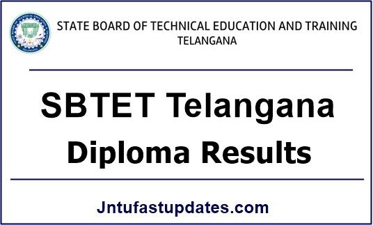 TS Sbtet-diploma-results-2017