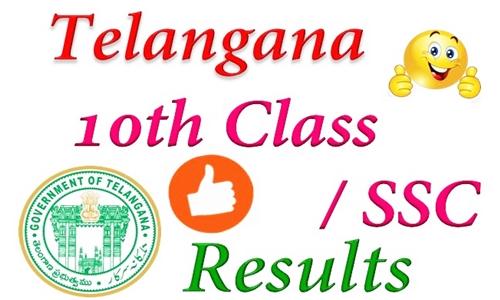Telangana 10th Class Results 2018