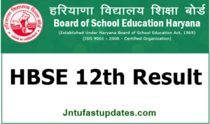 HBSE 12th Result 2017 Released @ bseh.org.in – Bhiwani Haryana Board 12th Results Name wise at indiaresults.com