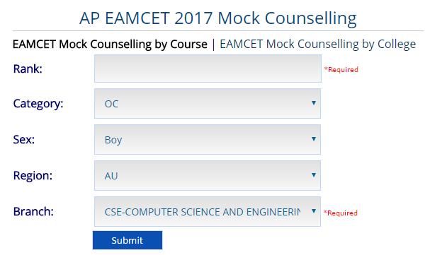 eamcet ranks for snist