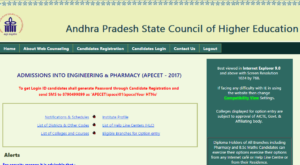AP ECET 2017 Final Phase Seat Allotment Results Released – Download ECET Allotment Order at apecet.nic.in