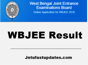 WBJEE Results 2018 & Rank Card Released – West Bengal JEE Score, Cutoff Marks Download @ wbjeeb.nic.in