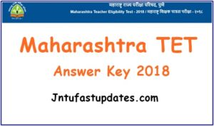 Maharashtra TET Answer Key 2018 For Paper 1 & 2 – Download Solutions, Cutoff Marks @ Mahatet.in