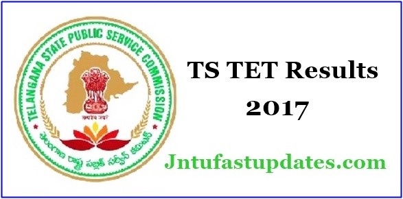 TS TET Results 2017