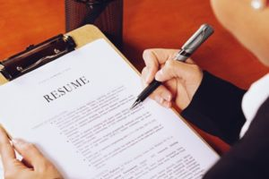Difference Between Resume, CV, bio data