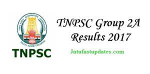 TNPSC Group 2A Results 2017 – Check Tamil Nadu CCSE 2 Cut off Marks, Merit List at tnpscexams.net