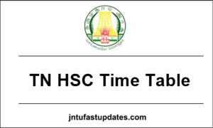 Tamil Nadu 10th Time Table 2018 Released – TN SSLC Public Exam Time Table