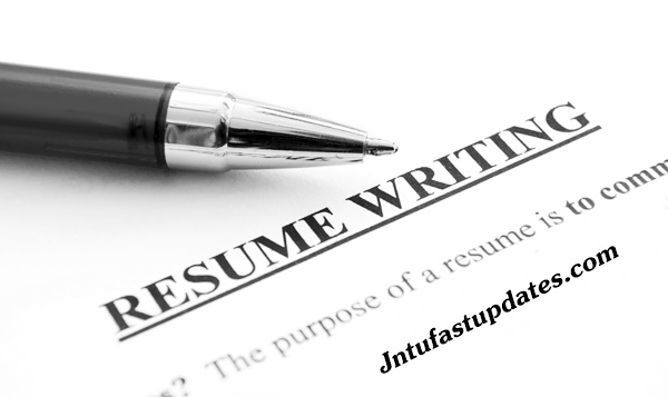 How To Write A Resume? Simple Resume Template Format Making Tips (Content  Matter)