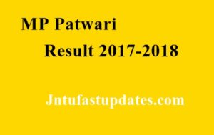 MP Patwari Result 2017 – Check Cutoff Marks, Merit List Download @ Vyapam.nic.in