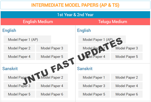 AP-TS inter model papers 2019