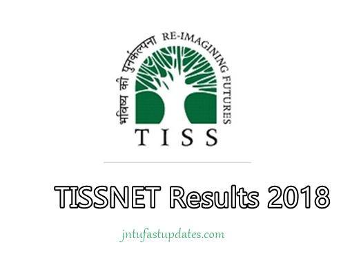 TISSNET Result 2018